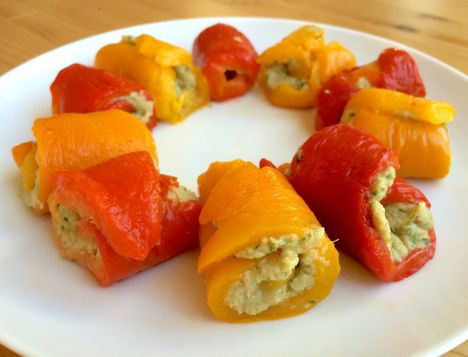 Peperoni Ripieni (Stuffed Peppers)