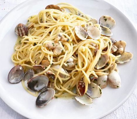 Spaghetti with Clams from Bosa Marina
