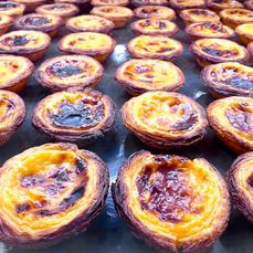Pastel de Nata Galore in Lisbon